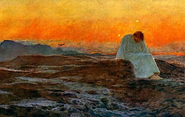 Mk 1:12-15