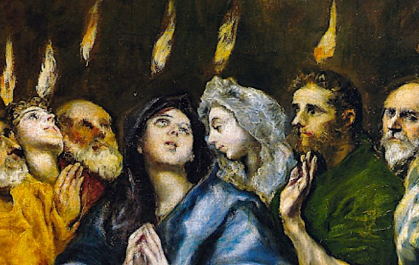 Commentary on Readings for Pentecost Sunday (B)