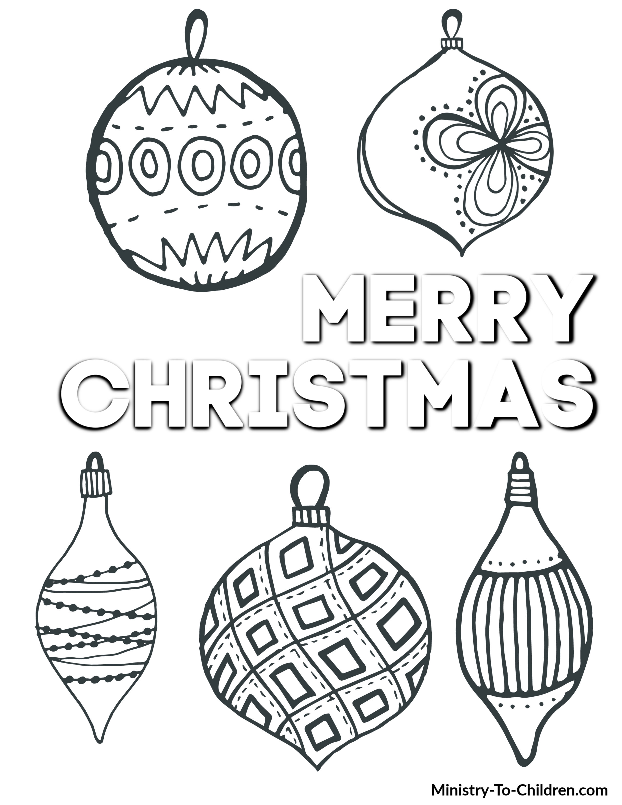 Advent Coloring Pages & Activities for Kids - Sunday School ...