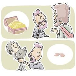 parable of the unforgiving servant lesson