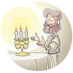 Light of the World Sunday School Lesson