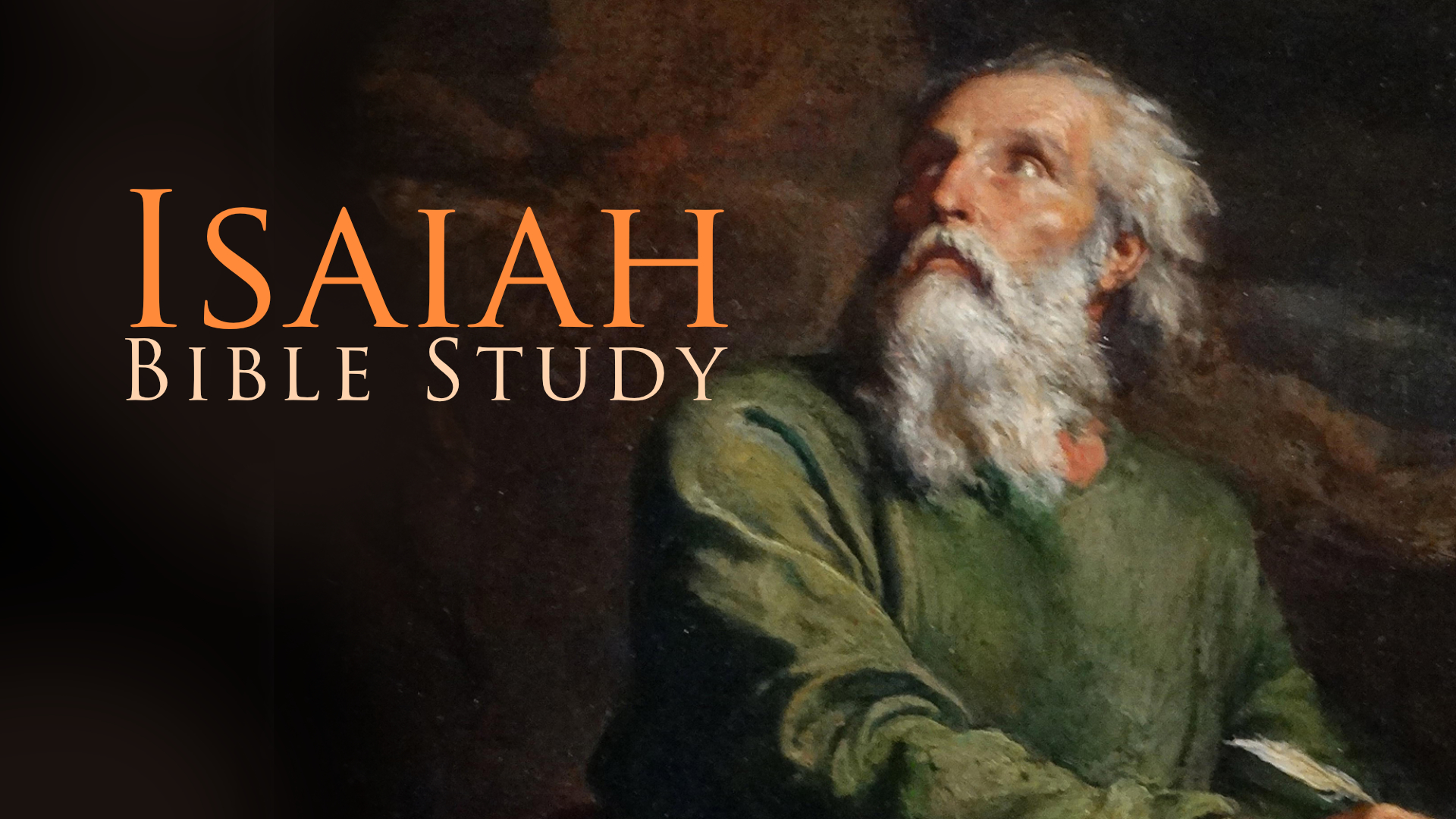 Finding Strength In God,  Lesson #8  Isaiah 40:18-31  October 25, 2020