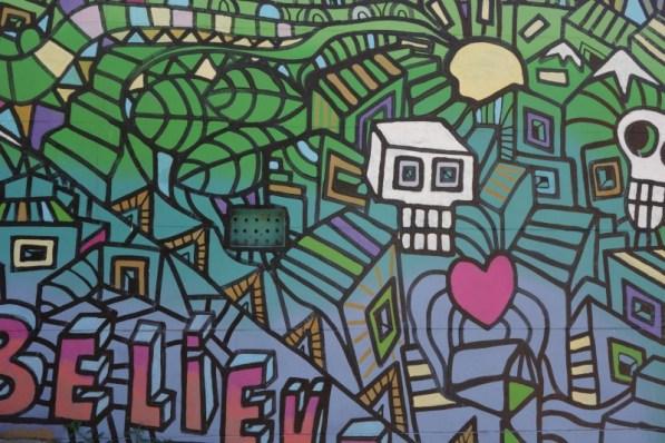 """Graffiti - """"Believe"""
