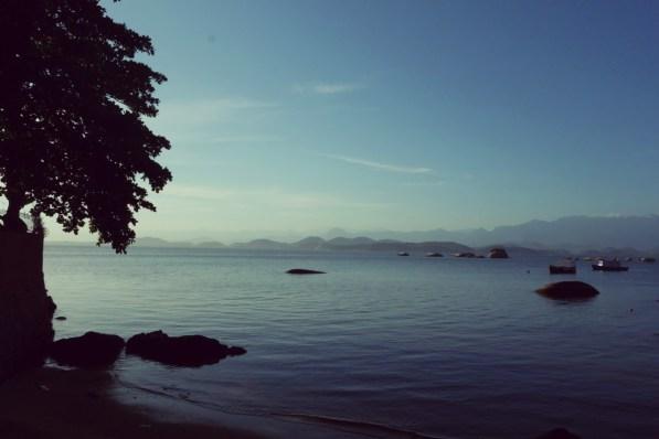 La baia de Guanabara