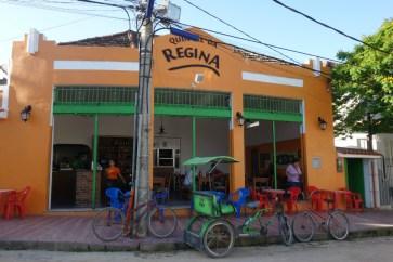 Le restaurant de Regina