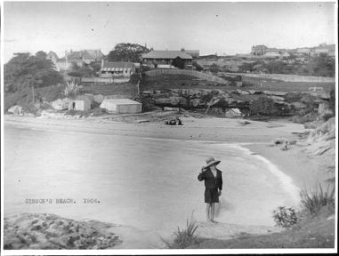 From the City of Sydney Archives - it says 1904 but more likely nearer 1894.