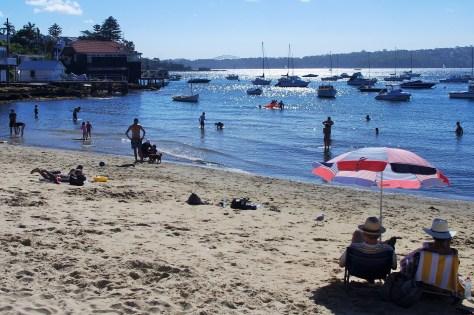 Lazy Sunday arvo - Gibson's Beach style.
