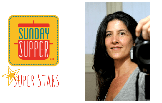 Sunday Supper Super Stars - Paula from Vintage Kitchen Notes