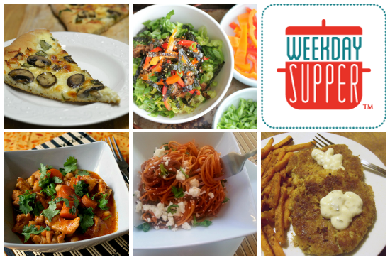 Weekday Supper 10.28-11.1