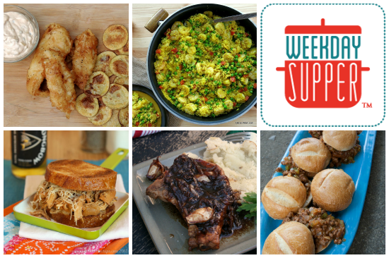 Weekday Supper 11.4-11.8