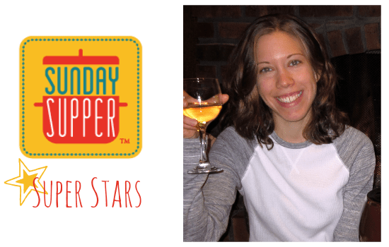 Sunday Supper Super Stars: Sarah from Curious Cuisiniere