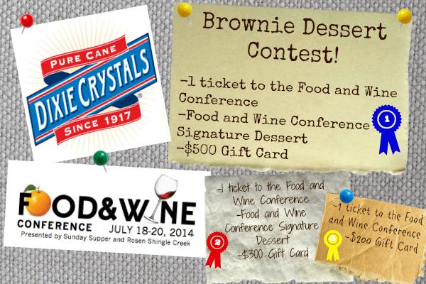 Brownie Dessert Contest 2014 - GC
