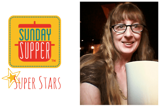 Sunday Supper Super Stars - Cindy from Cindy's Recipes and Writings
