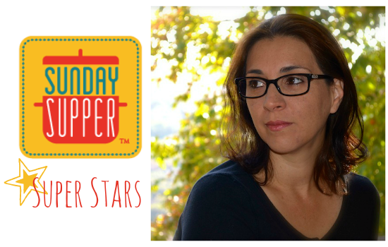 Sunday Supper Super Stars - Kathia from Basic N Delicious