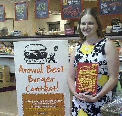 burger contest winner