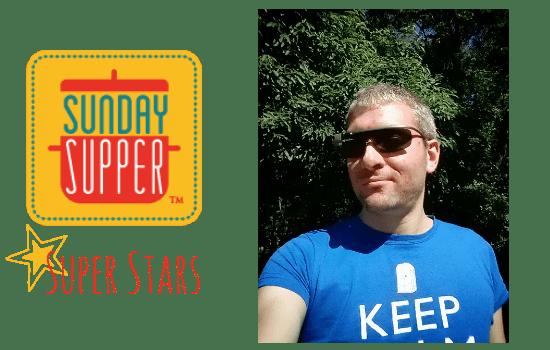 Sunday Supper Super Stars - TR from Gluten Free Crumbley