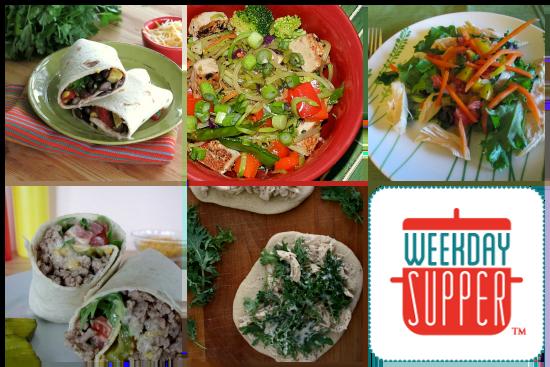 Weekday Supper 4.21-2.25