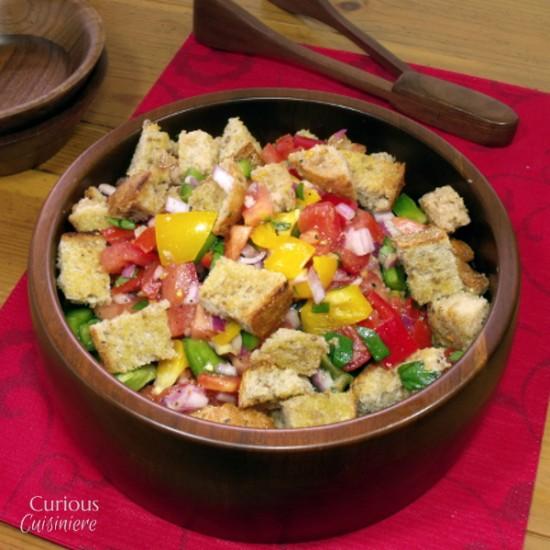Tuscan Bread Salad