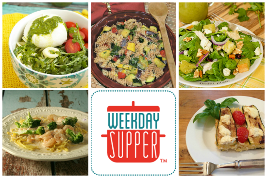 Weekday Supper 6.9-6.13