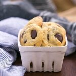 Soft Chocolate Chip Cookies in The Cookie Jar