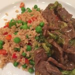 Chinese Broccoli and Beef #WeekdaySupper