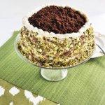 Chocolate & Brown Sugar Buttercream Rolled Cake #WeekdaySupper #Giveaway