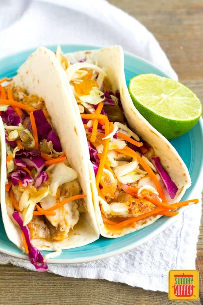 Easy Taco Recipes for National Taco Day #SundaySupper