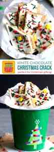 White Chocolate Christmas Crack Recipe on Pinterest