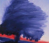 Jonathan Pitts, Sunset Oak, Runnymede no.2, May 2014