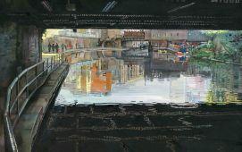 Leo Davey, Drip... Regents Canal - London