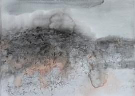 Catharine Davison, The High Loch (from Blackford Hill)