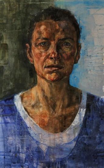 Aine Divine, Self portrait