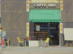 Gethin Evans, West End Cafe 1