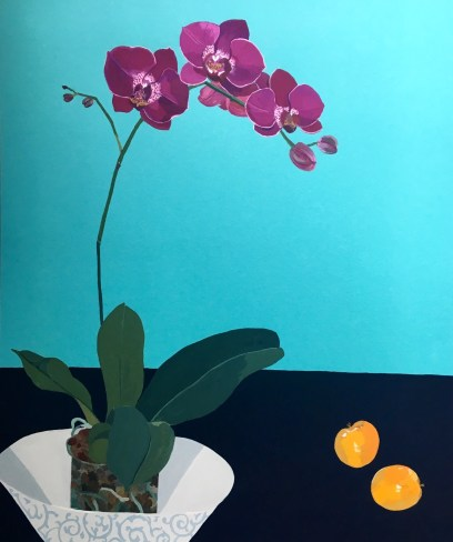 Anne Goldberg, The Orchid - £1250