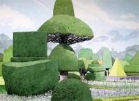 Ian Sidaway, Levens Hall Topiary