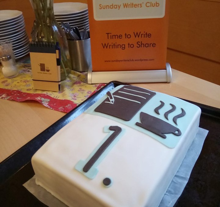 Sunday Writers' Club 1st Birthday Celebration