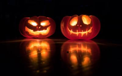 No trick! Here's a nostalgic Halloween Treat from Connie Philpot.