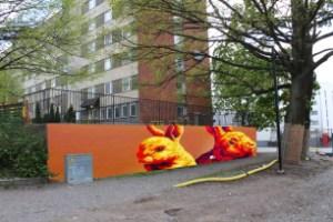 Graffiti Franstorp 2