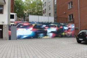 Graffiti Humblegatan 2