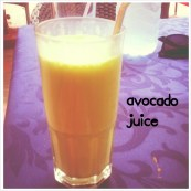 Smækker avocadojuice