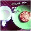 Hjemmebag og mandelmælk
