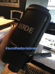 #sundhedsvisioner #podcast #sundhedskommunikation #LineGade
