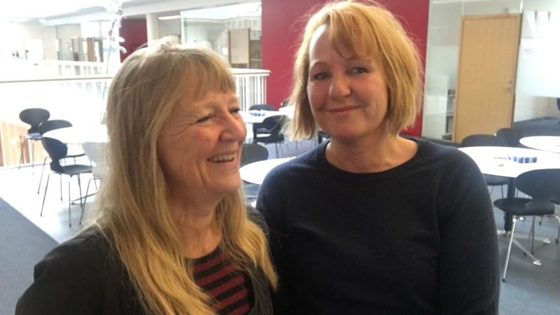 Samordningskonsulent Helle Høstrup får det hele til at hænge sammen for Rigshospitalets patienter, når de udskrives.