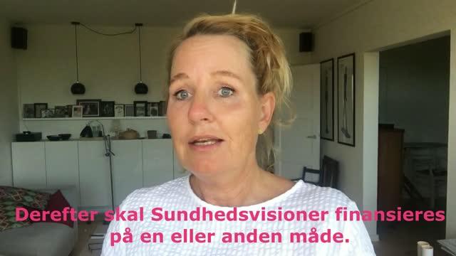 Video: Hjælp med ideer til finansiering af podcasten Sundhedsvisioner
