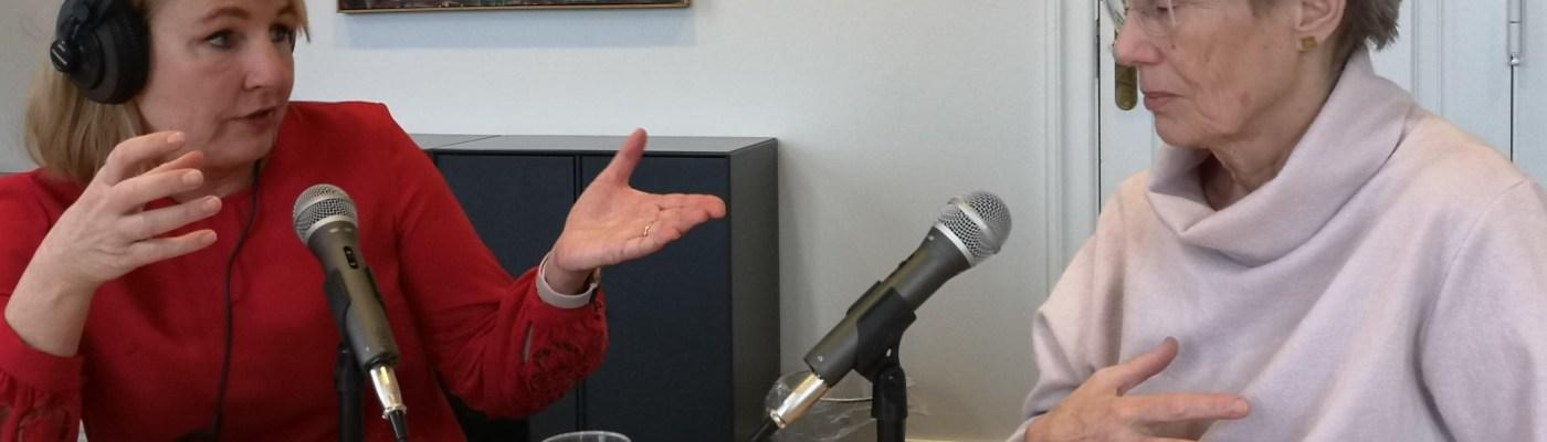 Lillian Bondo gaest i Sundhedsvisioner