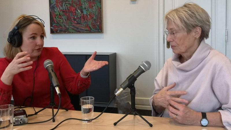#26 Jordemødre skal arbejde mere med forebyggelse og rådgivning. Interview med Lillian Bondo, formand for Jordemoderforeningen