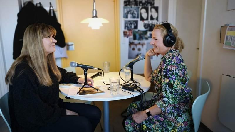 En buket podcasts om sundhedskommunikation
