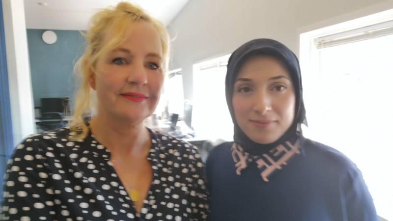 Næste gæst i Sundhedsvisioner er den prisbelønnede, talentfulde forsker Fatima Alatraktchi 🎧