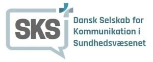 Logo for Dansk Selskab for kommunikation i Sundhedsvæsenet