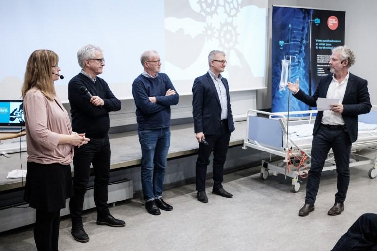 Data Redder Liv holder konference i Odense.